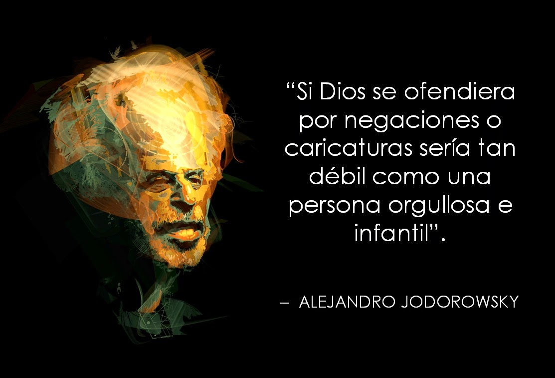 Hermanos y hermanas - los maricas del foro-..... The Singularity Is Near. Alejandro_jodorowsky_caricature_by_golpeart-d52pgcb