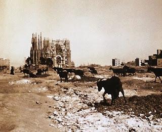 La Sagrada Familia en 1915