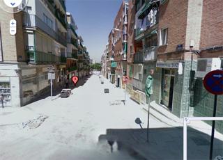 calle de la Princesa en Alcorcón, Madrid
