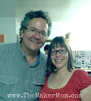 Dale Dougherty and Kim Moldofsky, The Maker Mom