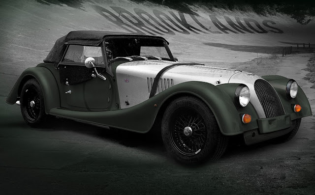 Morgan Brooklands Edition Roadster and Brooklands Edition 3 Wheeler