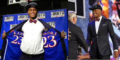 Ben McLemore at the 2013 NBA Draft