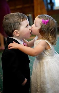 Children and Wedding Etiquette