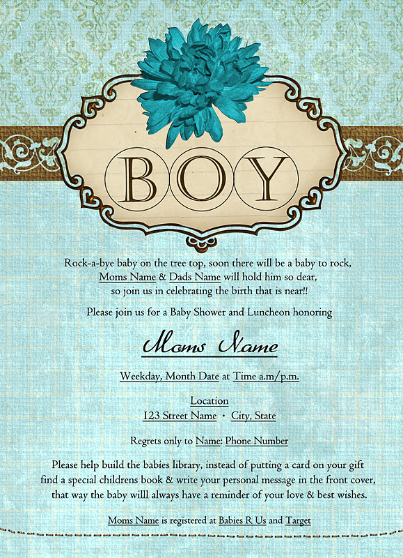 creative barn baby shower invitation samples