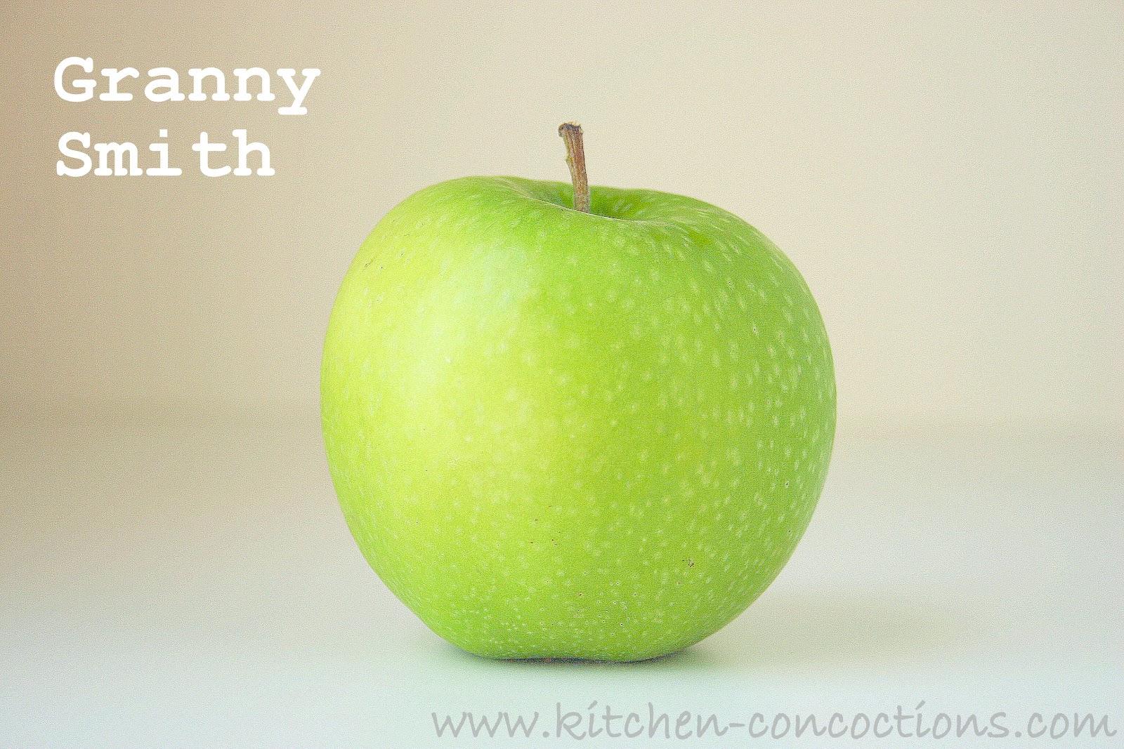granny smith apple recipes