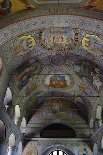 Celic Dere Monastery -the narthex