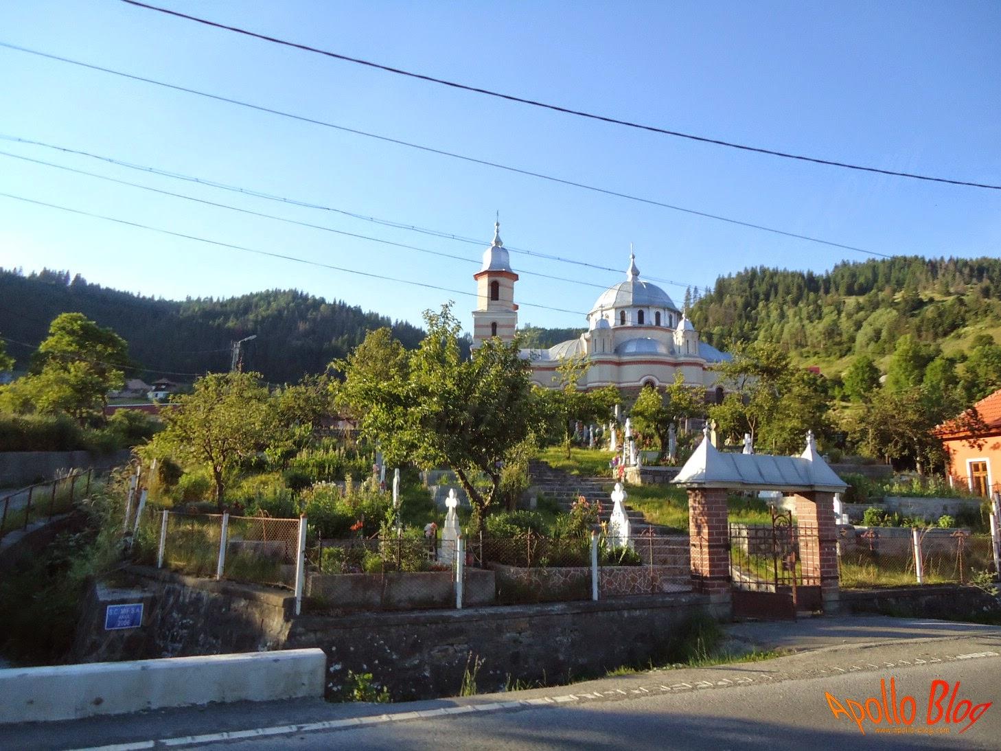 Stanceni Mestera Biserica