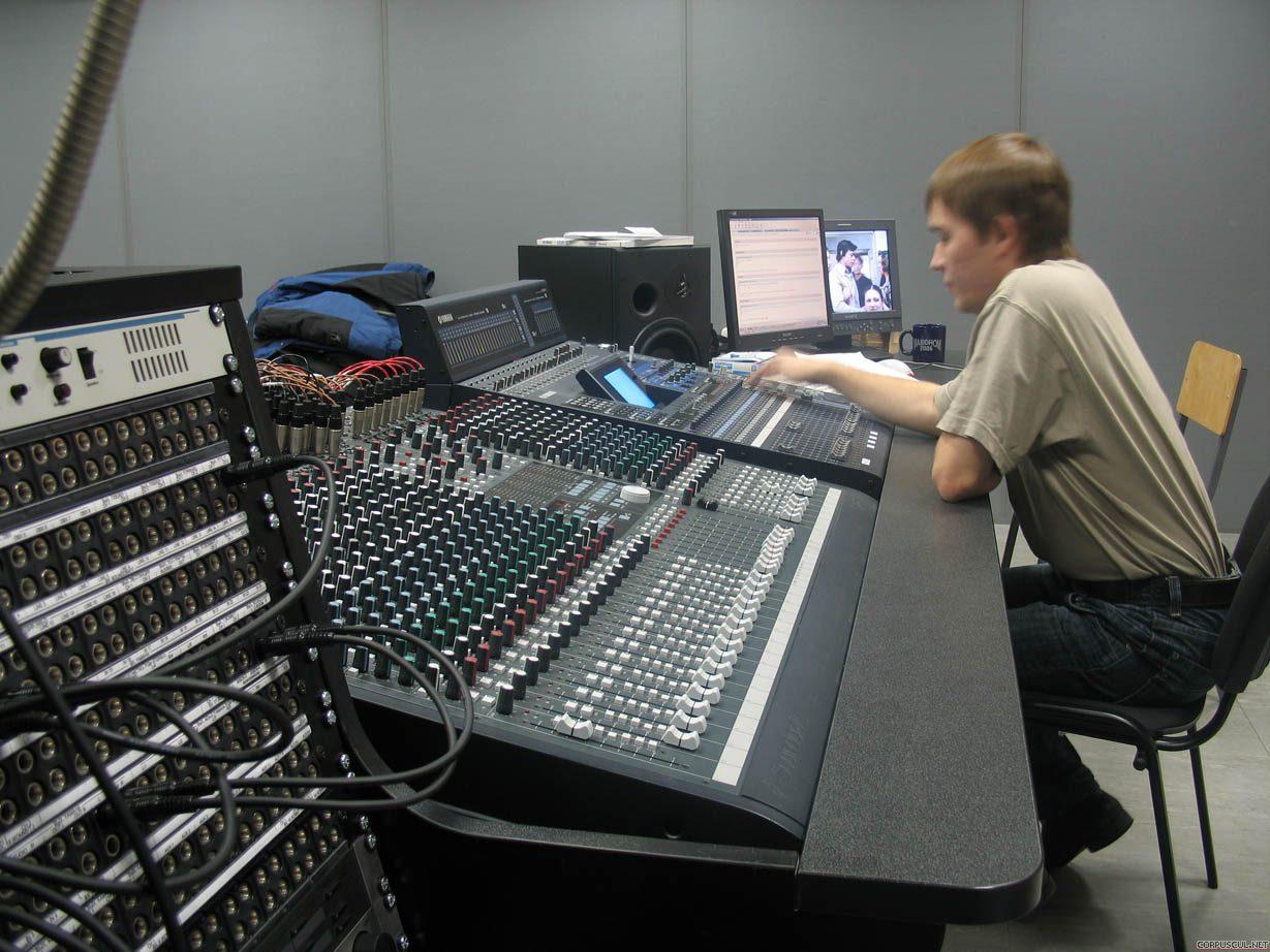 Запись звука в кинематографе 2