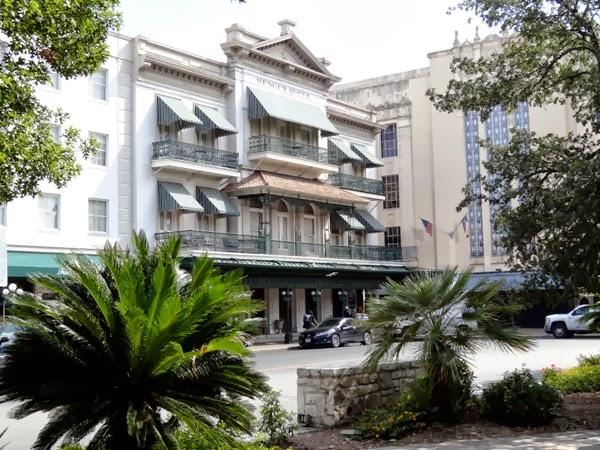San antonio savvy san antonio 39 s most haunted places for San francisco haunted hotel