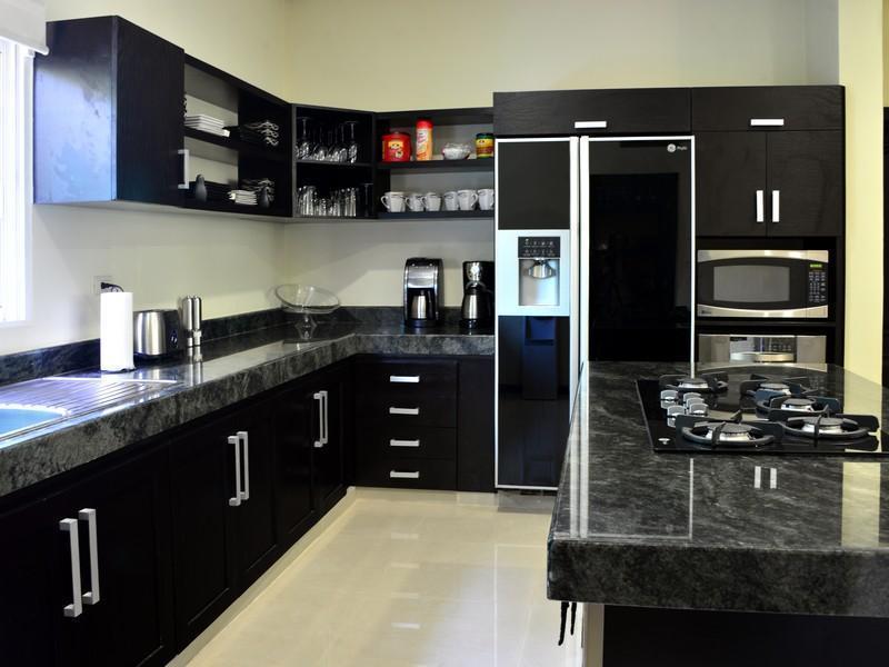 Fuente suarez arquitectos s a de c v for Cocinas funcionales
