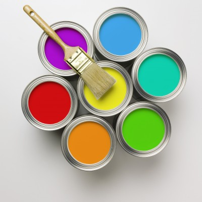 Rachel's Nest: How to select paint colors for a whole house