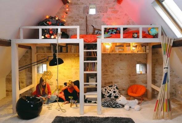 Habitacion 9 metros decorar tu casa es - Juegos de decorar cosas ...