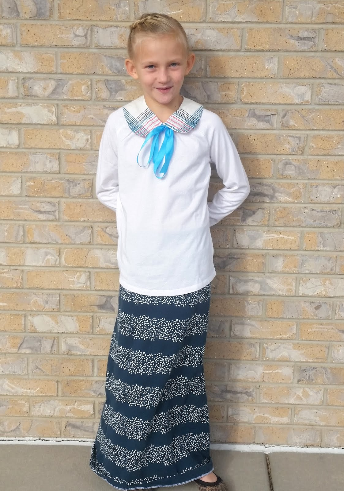 Girls Skirts; Girls Tops; Girls Undergarments and Night Apparel; Girls Aprons and Vests; Uniforms. Uniform by School/Co. Alabama. Bible Missionary Academy-Birmingham, AL This girls long denim prairie skirt has 3 or 4 tiers denim skirt with $ Add to Cart. Girls Denim Prairie Skirt.
