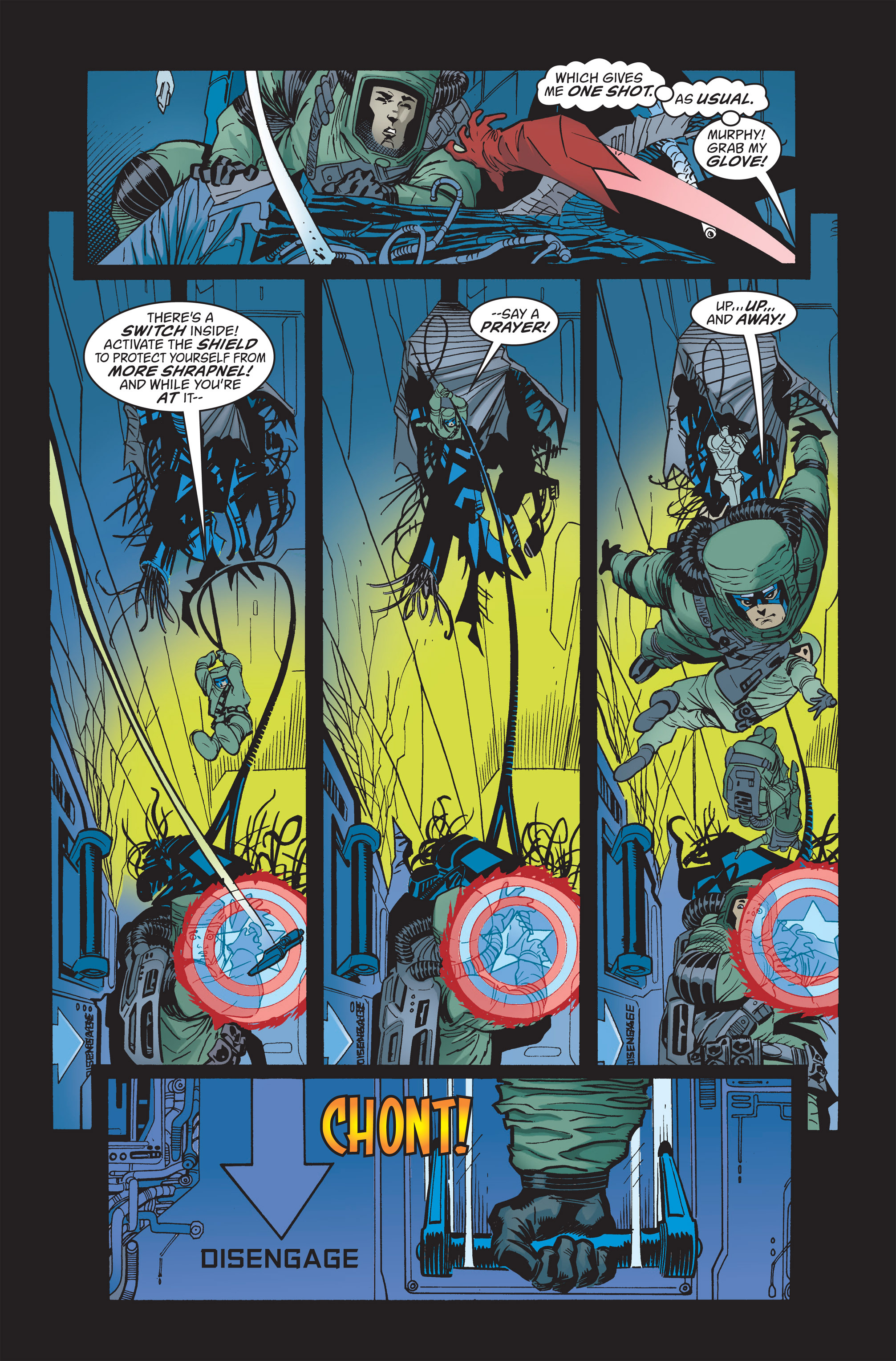 Captain America (1998) Issue #20 #26 - English 16