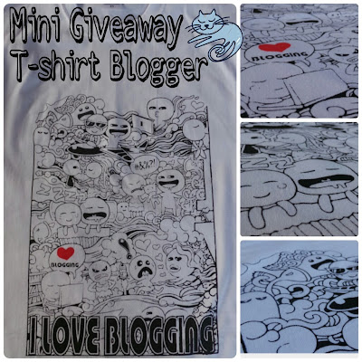 Mini GA T-shirt Blogger