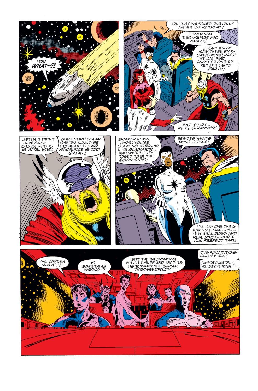 Captain America (1968) Issue #398g #337 - English 22