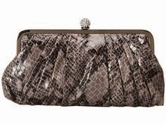 Perfect for the holidays- Jessica Simpson Grace Clutch for $12.99!