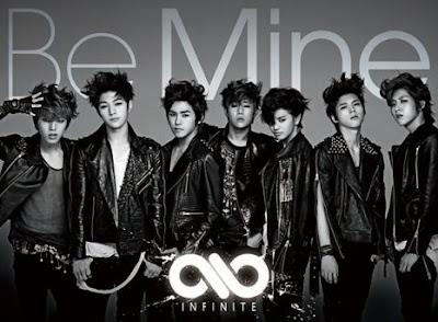 Infinite (インフィニット) - Be Mine (ネコハジャ) Japanese Version