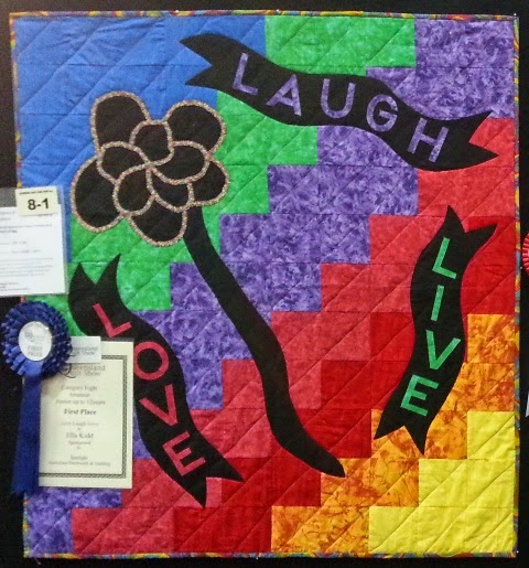 Punch with Judy's Blog: Quilts from Students at Brisbane Craft ... : brisbane craft and quilt fair - Adamdwight.com