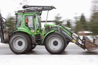 traktorimies
