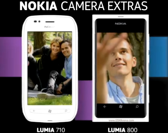 Next Generation Cell Phone: Nokia Lumia 800 and 710 get ...