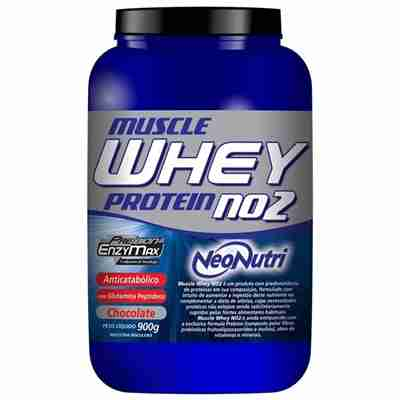 Muscle Whey Protein N°2