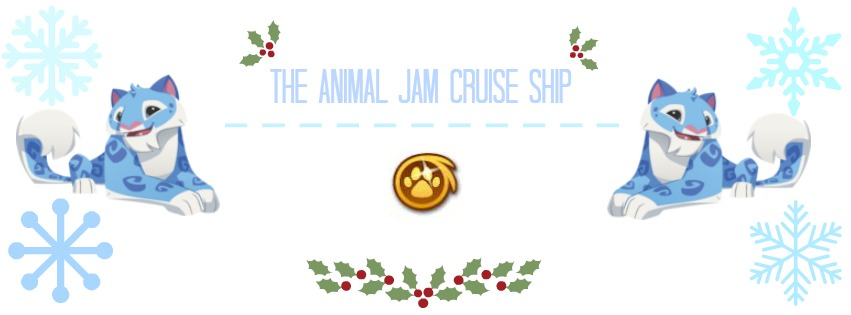 Animal jam Cruise ship