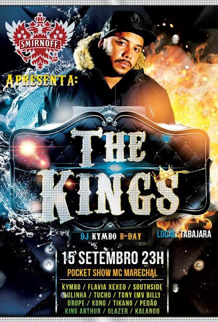 Kings+Party E hoje é dia de Up The Hill!! The Kings Party no TABAJARA!