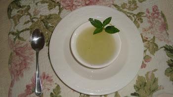 Cleansing Leek Soup
