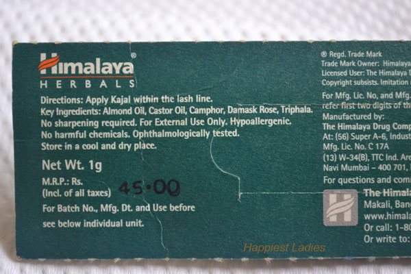 Himalaya-Herbals-Kajal-back-view+-herbal-shampoo