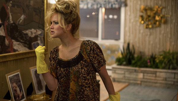 "Jennifer Lawrence en ""Joy"""