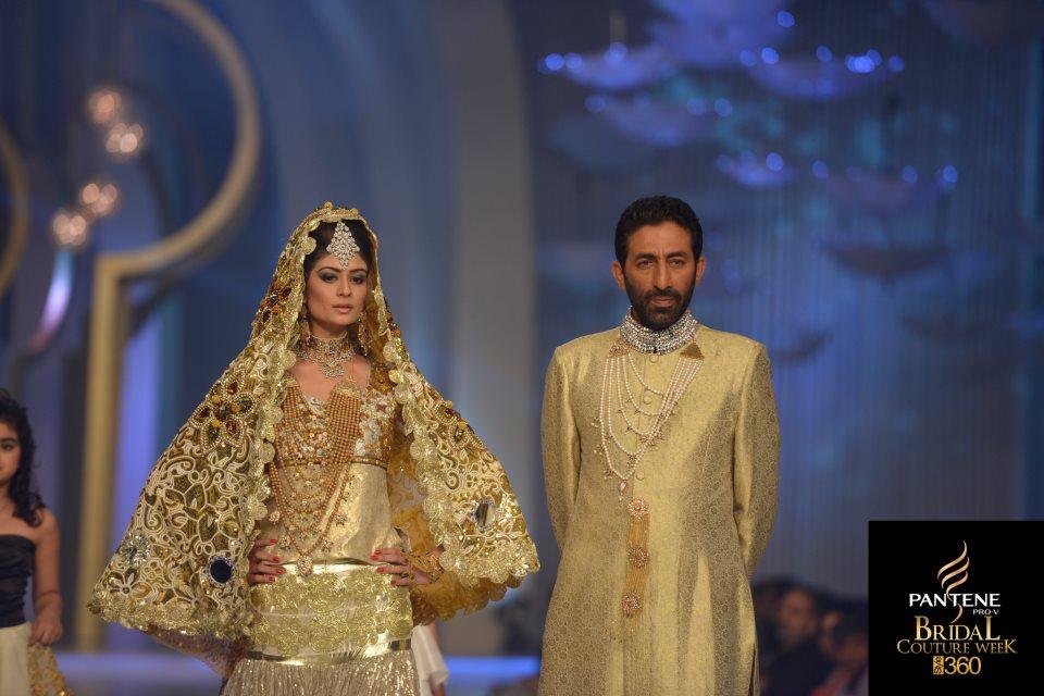 Nadya Mistry, Pantene Bridal Coutur Week 2013 , Pakistani Models