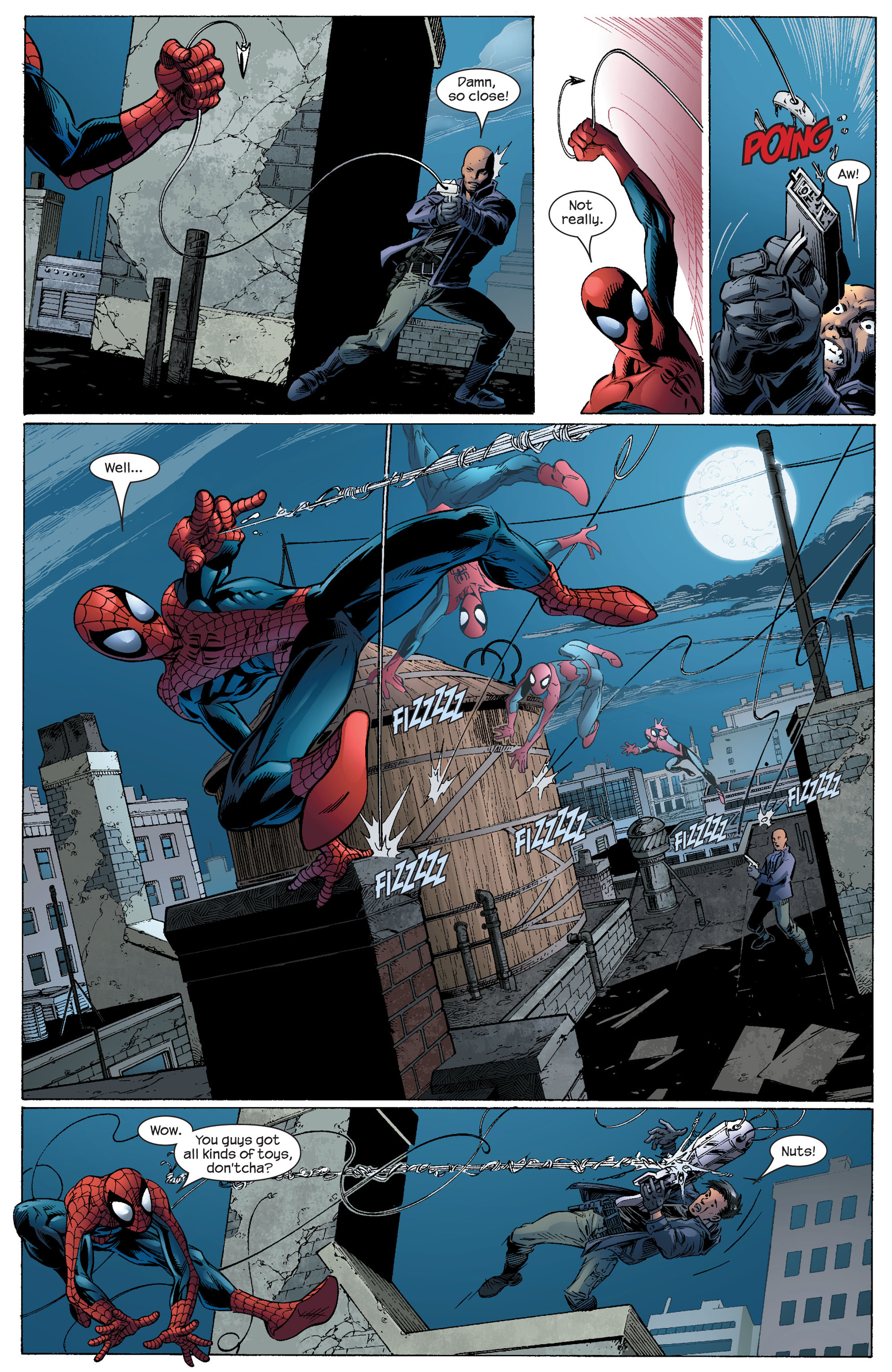 Ultimate Spider-Man (2000) Issue #88 #92 - English 17