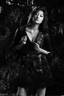 Adelia Rasya Model Cantik Majalah Popular