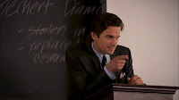 Copycat Caffrey White Collar episode