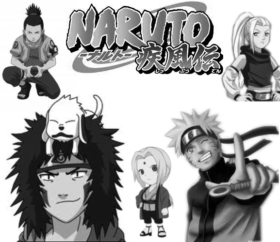 Brush Naruto Hokage Photoshop