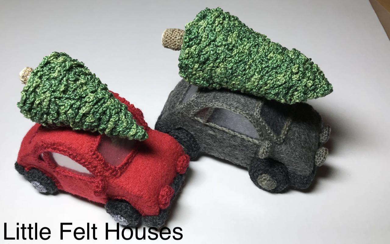 Little Felt Houses
