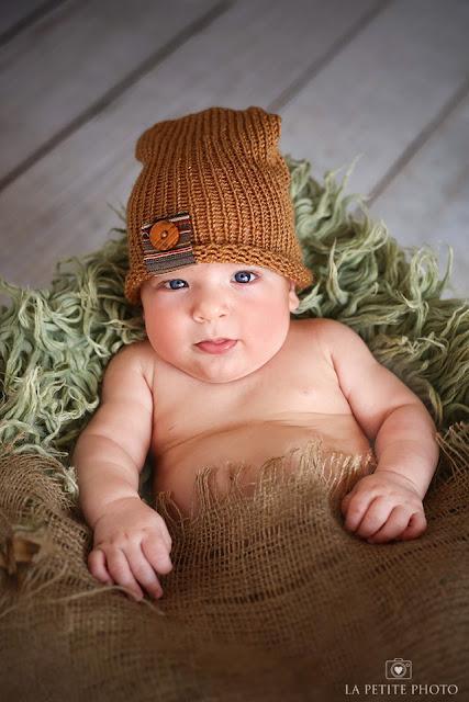 Tadziu - 4 miesiące * Sesja rodzinna * Sesja niemowlęca*