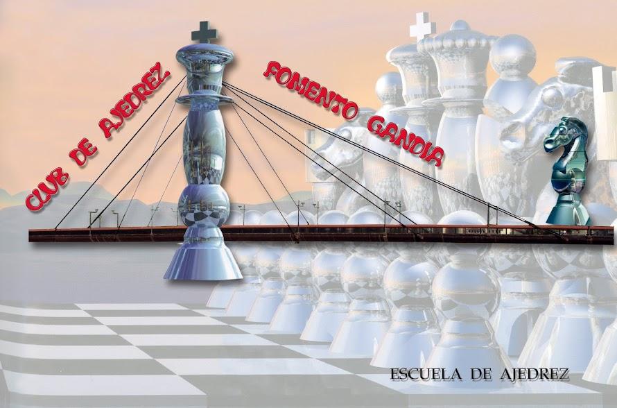CLUB DE AJEDREZ FOMENTO GANDÍA