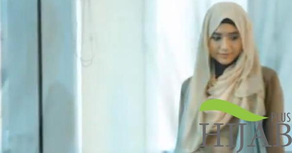 Video Cara Berhijab Pashmina Sifon Indo Tutorial
