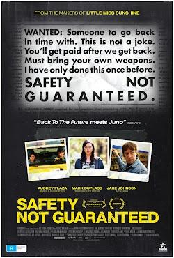 An Toàn Không Được Bảo Đảm - Safety Not Guaranteed (2012) Poster