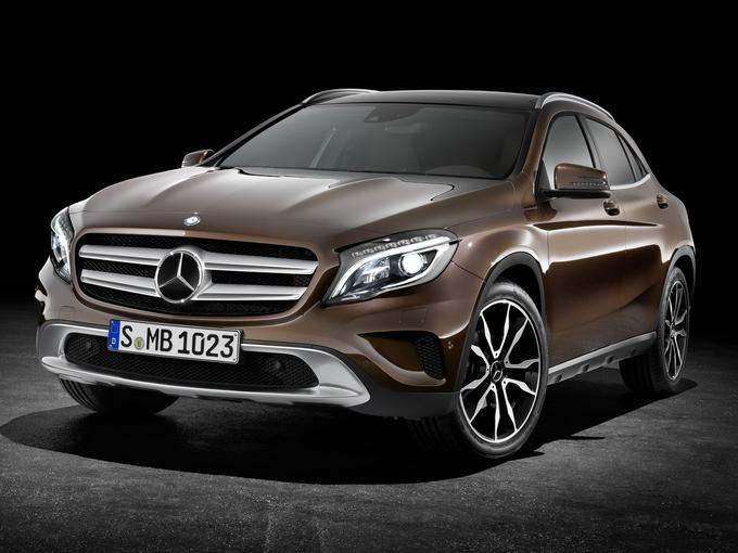 Mercedes Benz 39 Den Mini Suv Gla Onur Test S R Nde