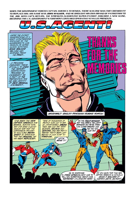 Captain America (1968) Issue #382 #315 - English 20