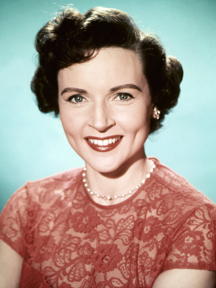 Happy 90th Birthday To Betty White!