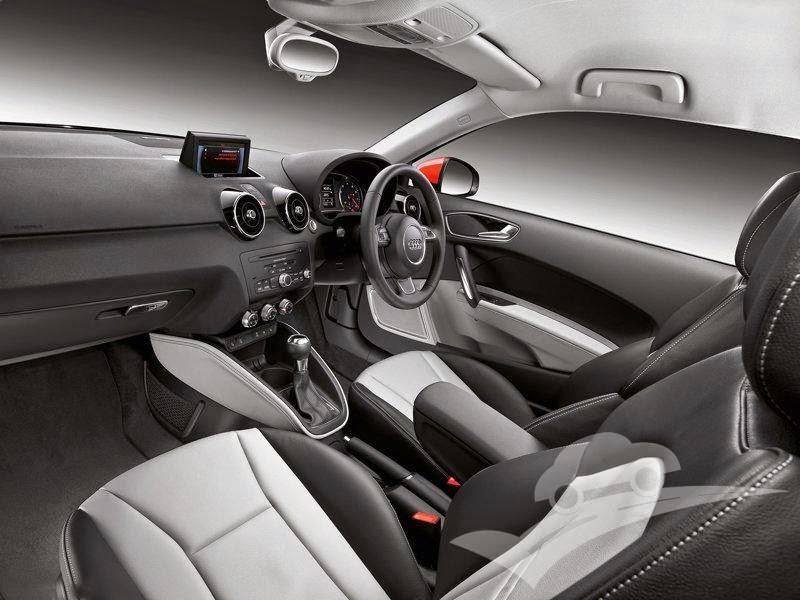 Audi A1 Hatchback 2014