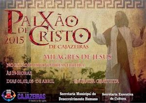 Paixão de Cristo 2015 - Cajazeiras - PB