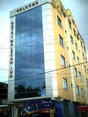 Hotel en Atacames Ecuador