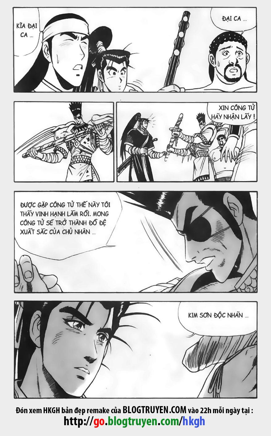 Hiệp Khách Giang Hồ chap 19 page 21 - IZTruyenTranh.com