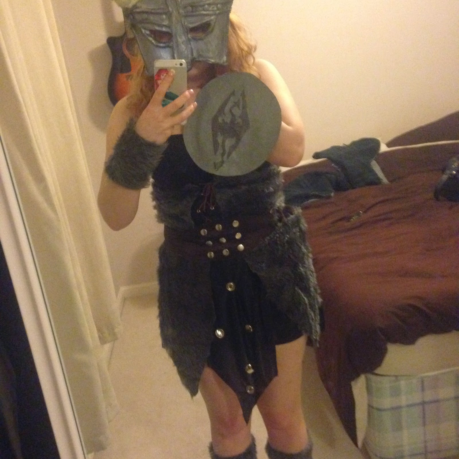 DIY Skyrim Costume
