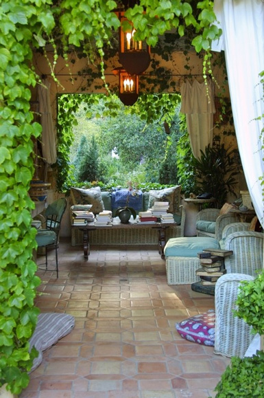 Outdoor living spaces design ideas belle maison blog 2